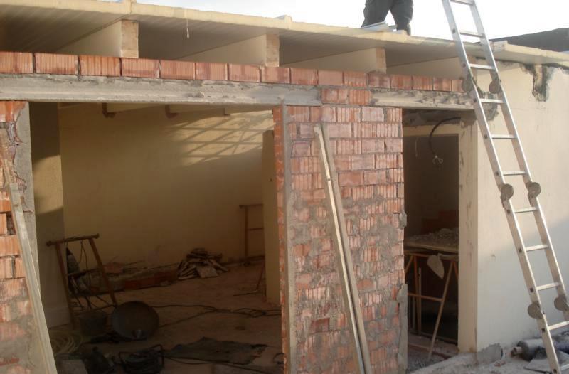 Projekt managment overeengekomen tijd budget materialen kwaliteit - Lay outs oud huis ...